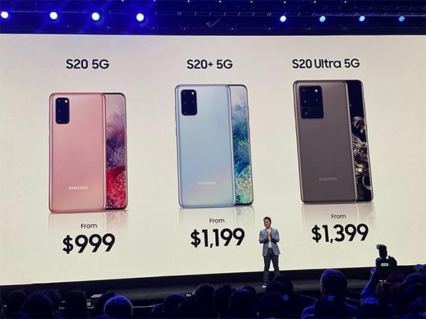 Galaxy S20 Ultra có camera 108 megapixel, zoom số tới 100x. Ảnh: Huy Đức