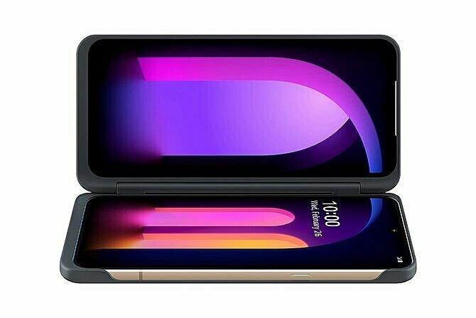LG ra smartphone 5G có camera quay video 8K