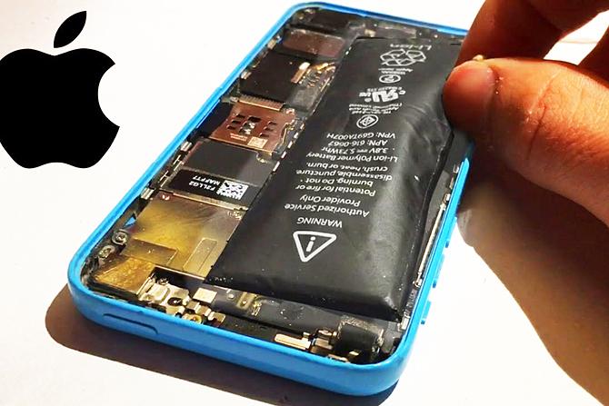 Linh kiện kém chất lượng có thể gây ra nhiều vấn đề với iPhone. Ảnh: TomGuide