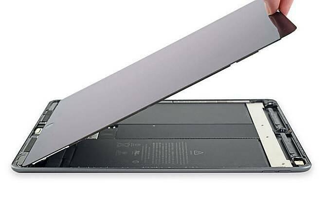 Apple triệu hồi iPad Air 3 lỗi màn hình
