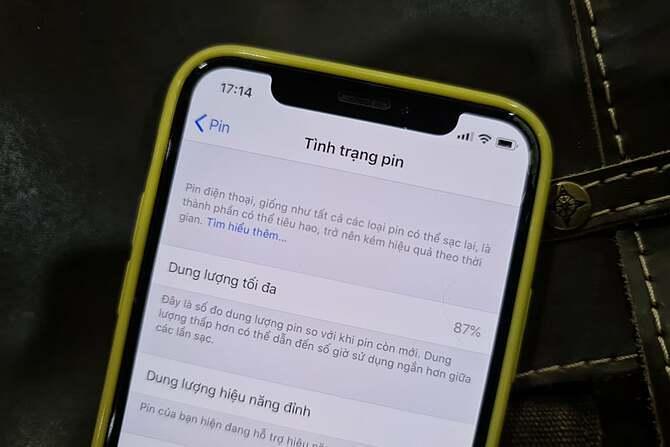 Nhiều yếu tố ảnh hưởng đếngiá trị iPhone khi bán lại.