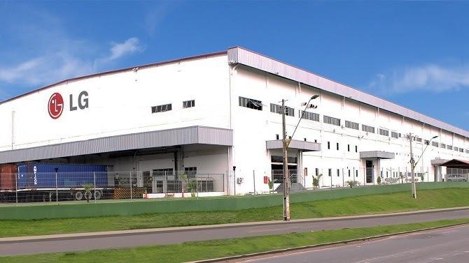 Hai nhà máy ở Greater Noida và Pune sẽ đóng cửa đến hết tháng 3. Ảnh: LG.