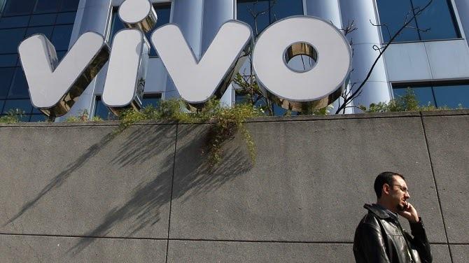 Nhà máy của Vivo tại Greater Noida phải đóng cửa vì Covid-19. Ảnh: India Express.