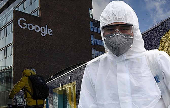 Google dùng thế mạnh về quảng cáo để hỗ trợ các chiến dịch nâng cao nhận thức người dân về Covid-19.