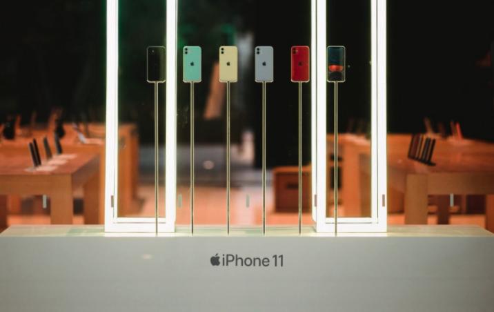Giá iPhone 11 tại Trung Quốc vừa giảm tới 225 USD với phiên bản 11 Pro Max. Ảnh: counterpointresearch