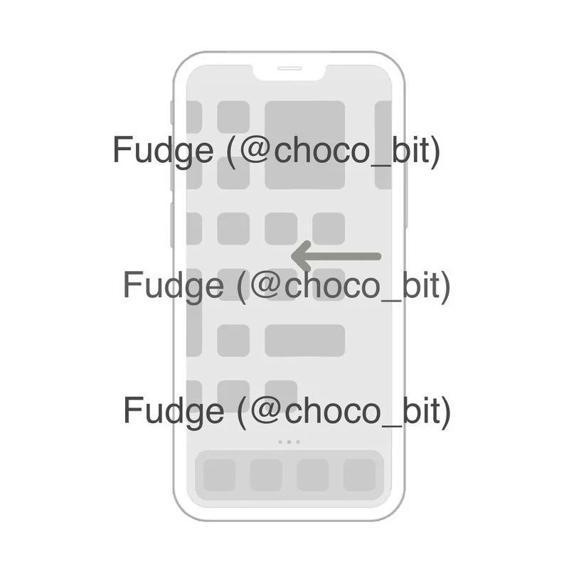 Giao diện mới trên iOS 14. Ảnh: Fudge.