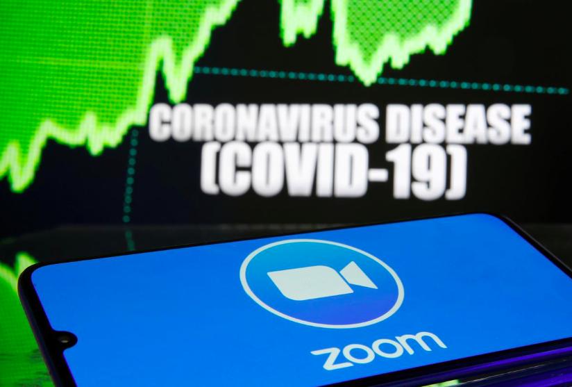 Zoom gây lo ngại về quyền riêng tư và bảo mật ở nhiều nơi. Ảnh: Reuters.