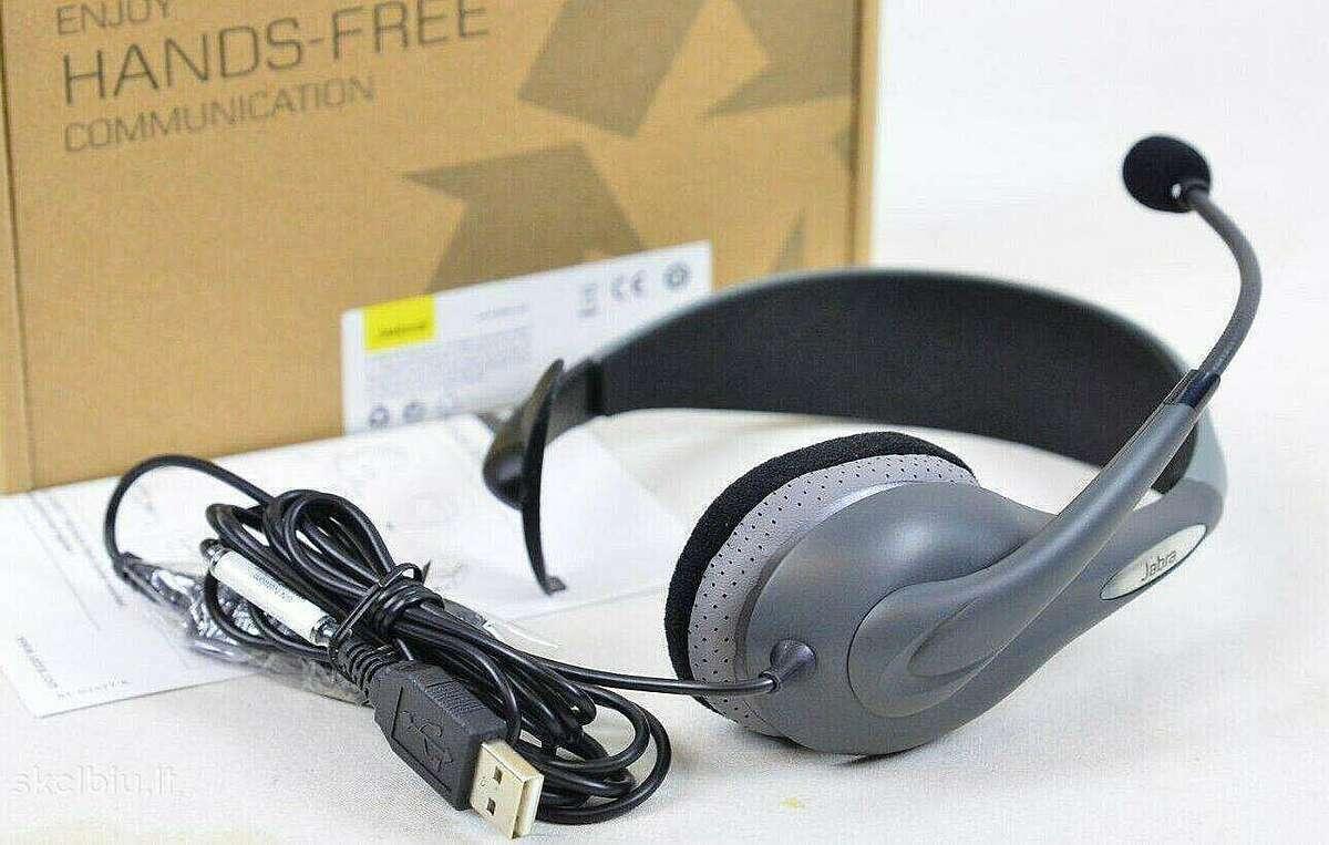 Nhiều tai nghe đàm thoại sử dụng giắc kết nối USB thay vì giắc 3,5 mm.