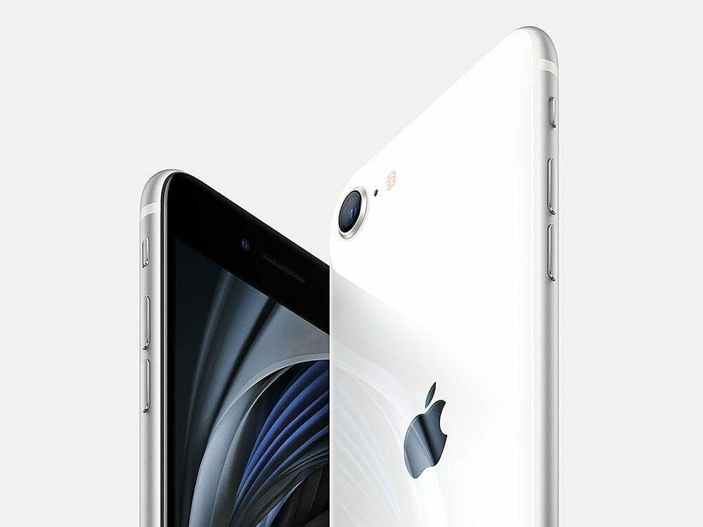 Nhiều ý kiến cho rằng mẫu máy mới nên đặt là iPhone 8s thay vì iPhone SE. Ảnh: Apple
