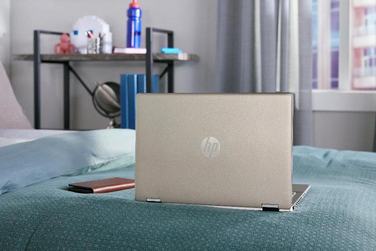 HP Pavilion x360 đáp ứng nhu cầu dạy và học trực tuyến của giáo viên, học sinh.