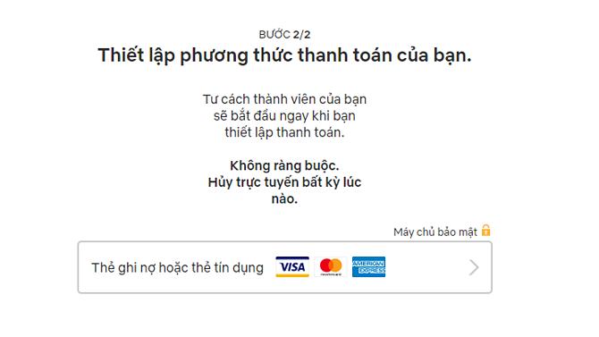 Nhiều dịch vụ chỉ hỗ trợ trả tiền bằng thẻ thanh toán quốc tế, gây khó khăn cho nhiều người dùng Việt.
