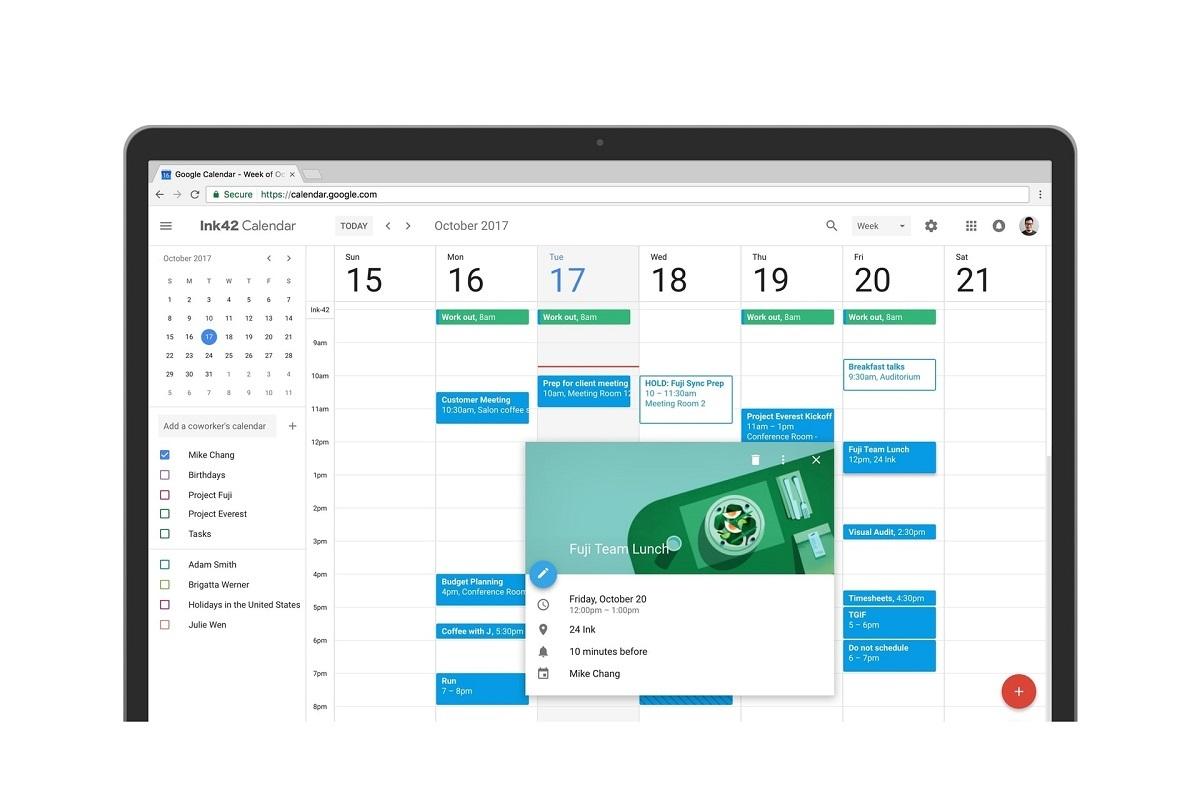 Các ứng dụng sắp xếp lịch trình giúp bạn sử dụng thời gian hiệu quả.