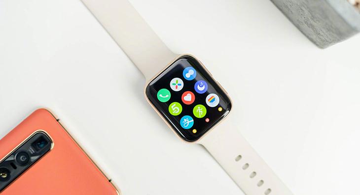 Smartwatch giúp người dùng theo dõi sức khỏe, cải thiện lối sống.