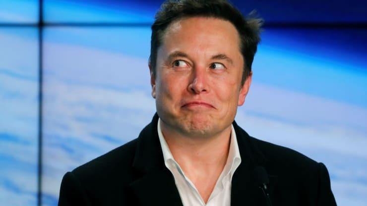 Elon Musk. Ảnh:Reuters.