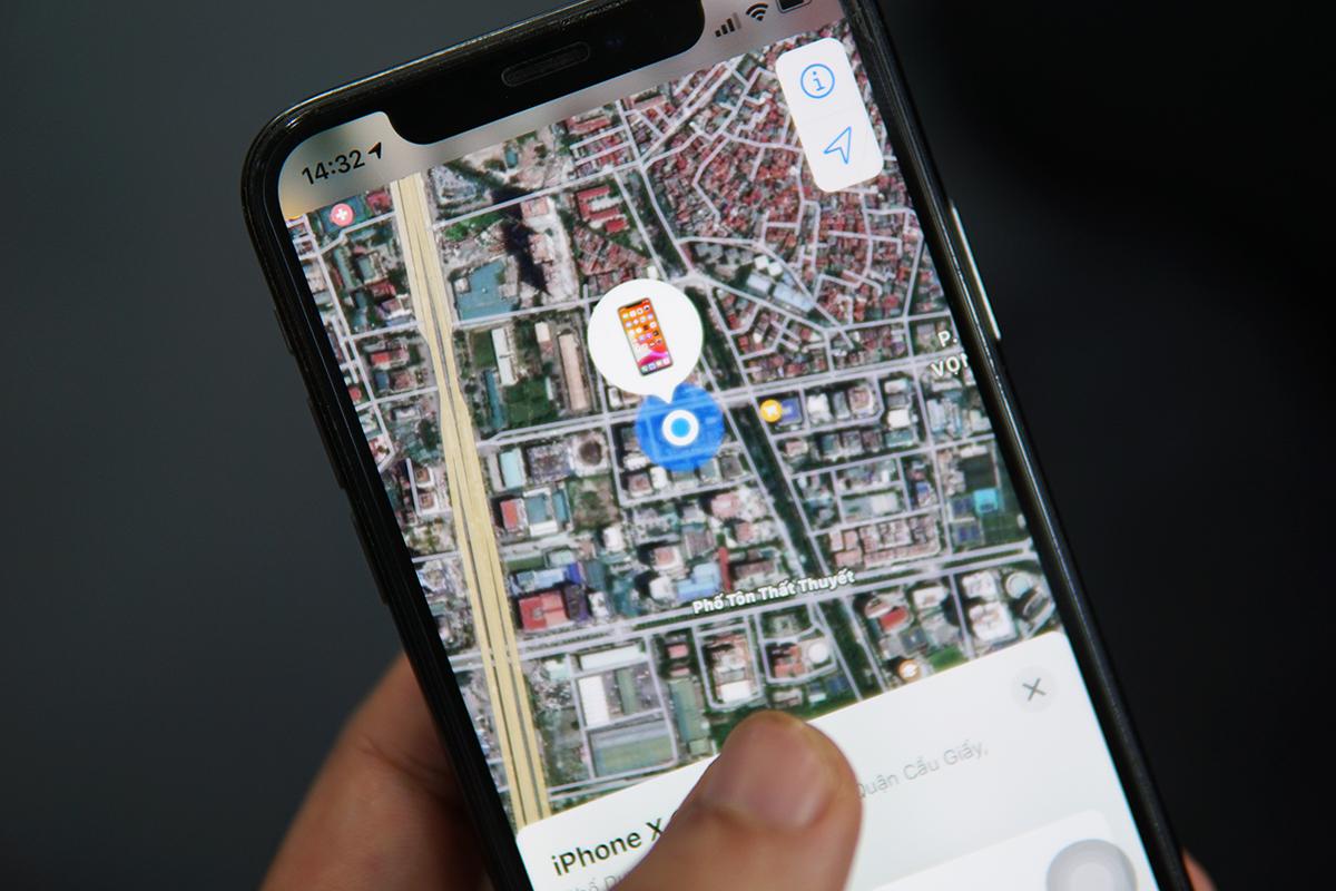 Chủ nhân của tài khoản iCloud hoàn toàn có thể biến chiếc iPhone thành cục gạch từ xa.