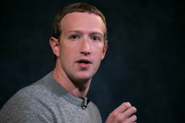 CEO Facebook Mark Zuckerberg. Ảnh: AP.