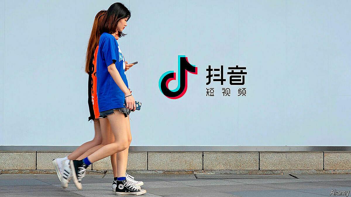 ByteDane, công ty mẹ của TikTok đang âm thầm rời bỏ quê nhà Trung Quốc.Ảnh: Alamy.