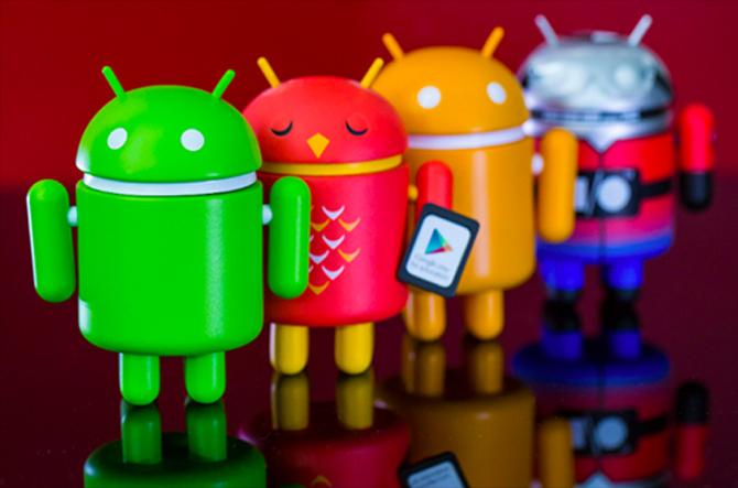 Android 11 được Google trang bị các tính năng ưu tiên 5G và cá nhân hóa. Ảnh: Cnet.
