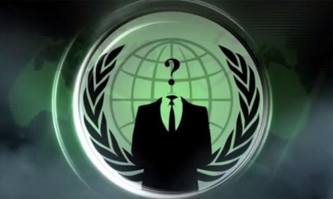 Biểu tượng của Anonymous là người đàn ông không đầu vì bạn không thể đặt đầu một con rắn không có đầu.