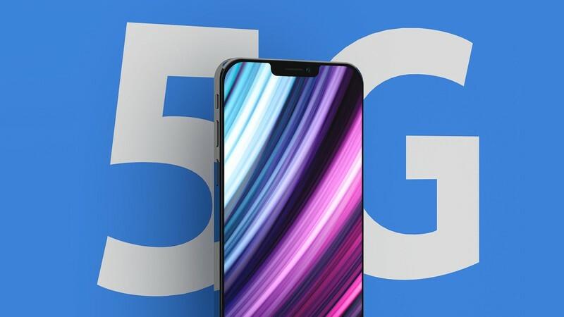 Toàn bộ iPhone 12 sẽ được trang bị 5G. Ảnh: Macrumors.