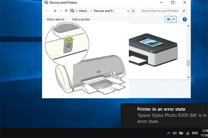 Một số dòng máy in không thể hoạt động sau khi máy tính cập nhật Windows 10 mới.