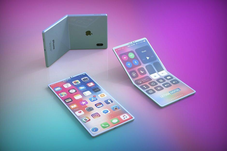 iPhone gập có thể là sản phẩm đột phá tiếp theo của Apple.