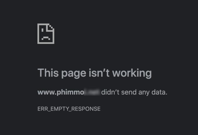 Trang phimmoi bị chặn tên miền, không thể truy cập từ Việt Nam.