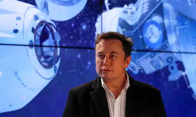 Công ty của Elon Musk tìm kiếm người dùng tham gia giai đoạn beta của hệ thống vệ tinh Starlink. Ảnh: Reuters.