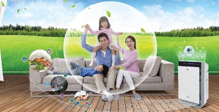 Công nghệ khử mùi chủ độngnanoe™là giải pháp lý tưởng để cải thiện chất lượng không khí trong gia đình.