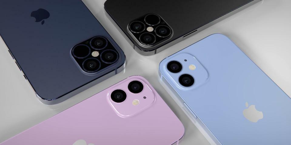 Khả năng quay video có thể là điểm nhấn trên iPhone 12. Ảnh: EverythingApplePro.