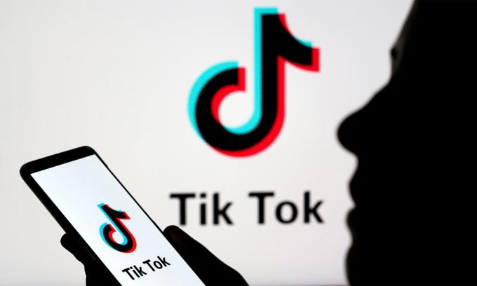 TikTok đang gặp khó tại Ấn Độ. Ảnh: Reuters.
