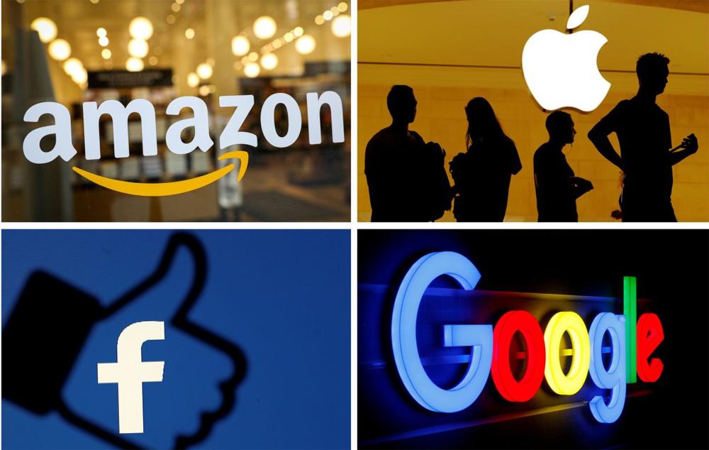 Cuộc điều trần với bốn CEO được coi là sự kiện lớn của làng công nghệ 2020. Ảnh: TheStar.