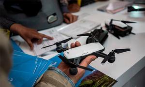 Mỹ lo ngại drone của Trung Quốc có thể làm gián điệp