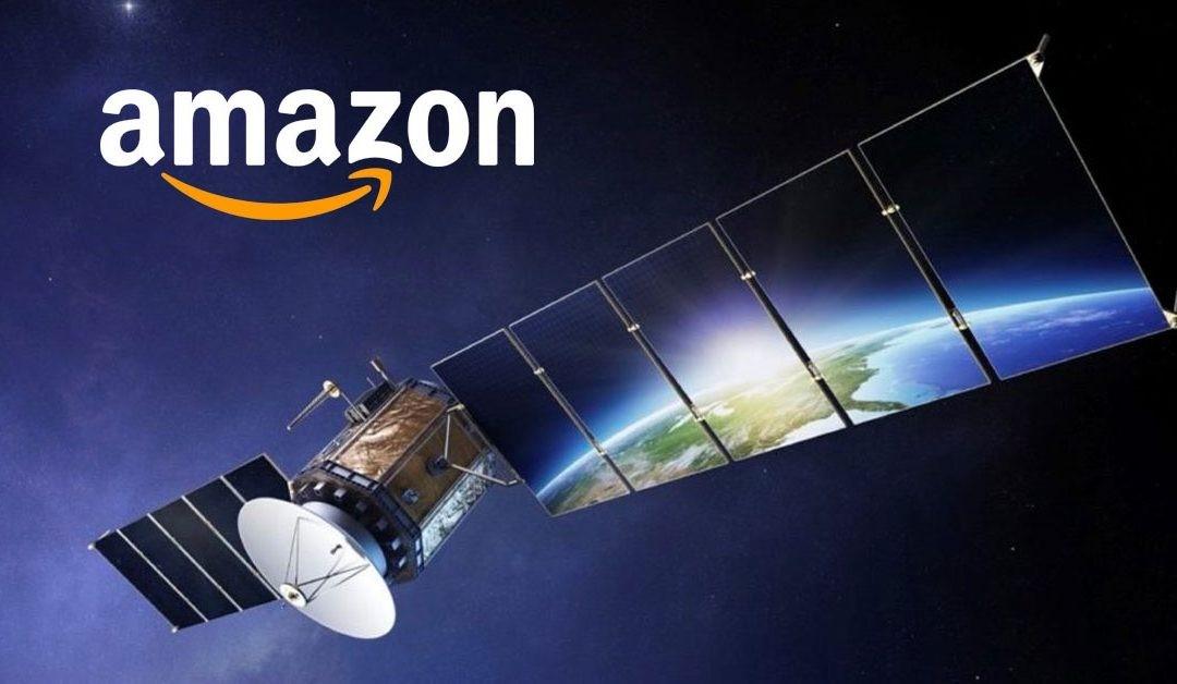 Kuiper của Amazon là dự án Internet vệ tinh giống với Starlink của Elon Musk.