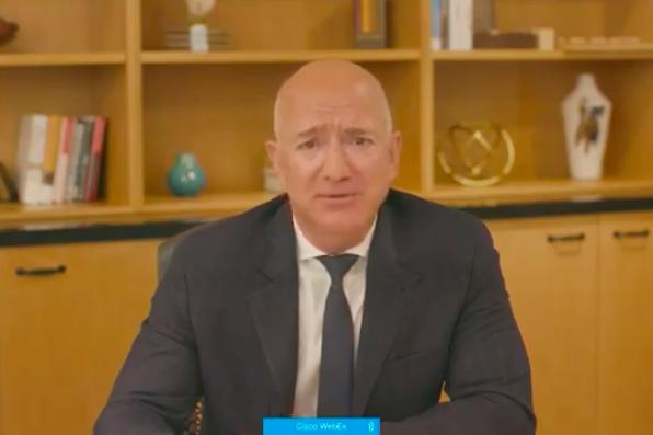 Phòng điều trần của bộ tứ CEO công nghệ có gì đặc biệt - 4
