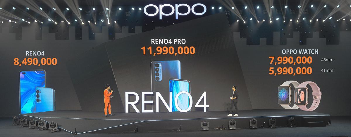 Reno4 ra mắt thị trường Việt Nam với giá 8,49 triệu đồng - page 2 - 8