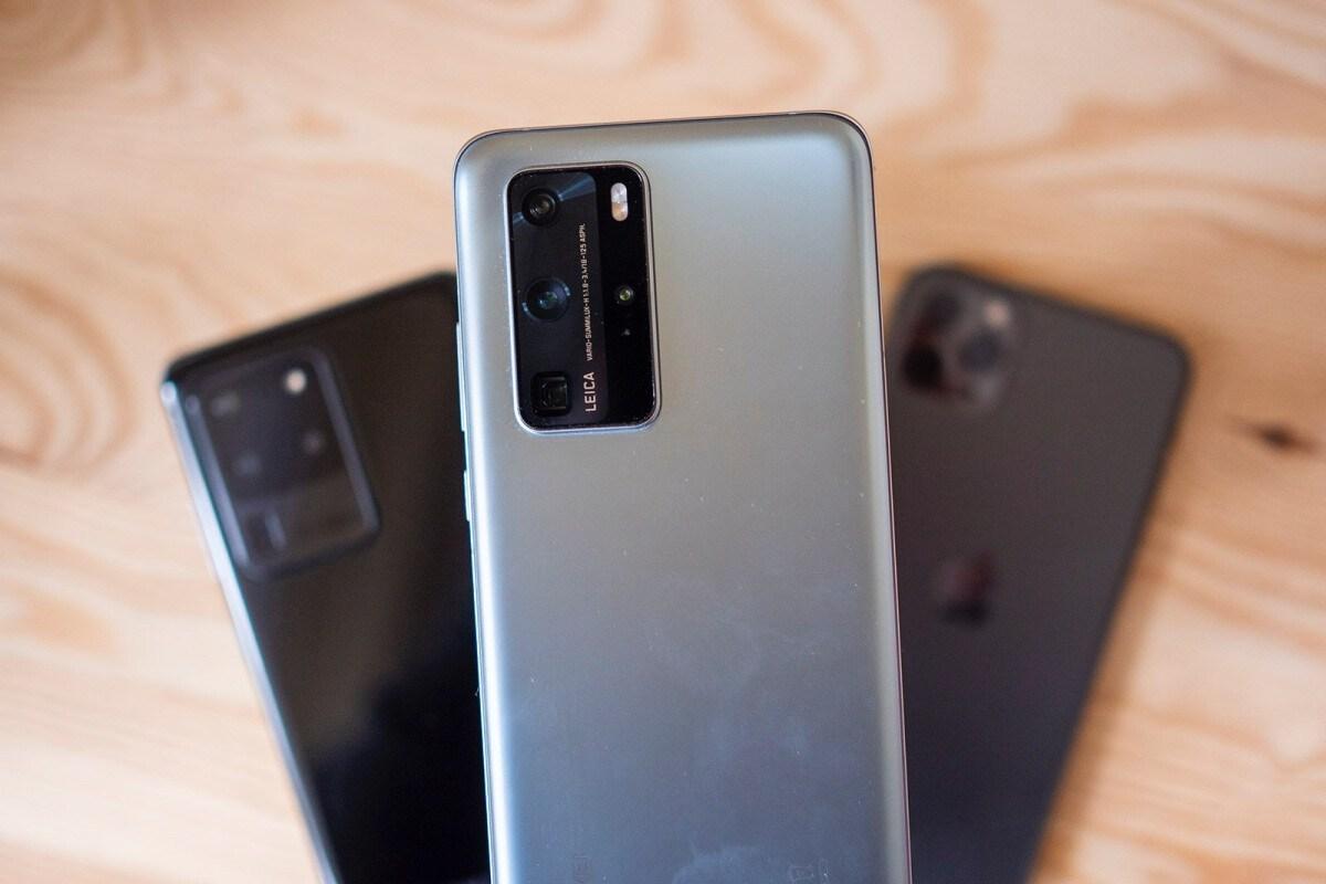 Huawei vượt Samsung dẫn đầu thị trường smartphone toàn cầu trong quý II/2020.