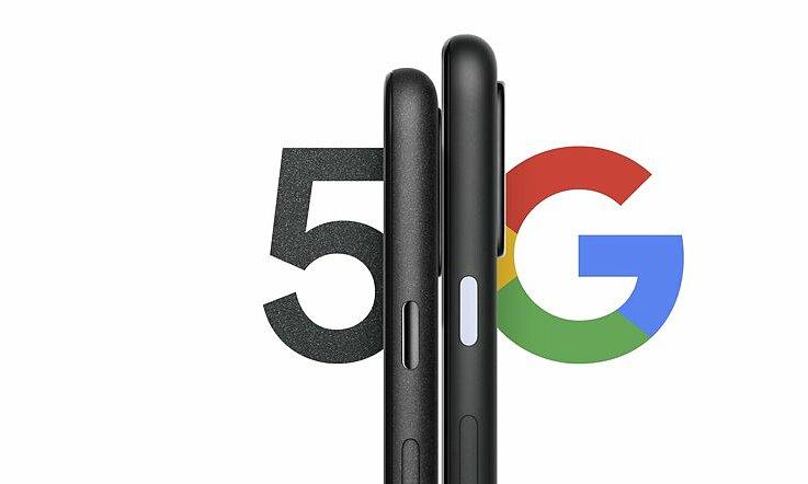Google hé lộ về mẫu Pixel 4a 5G và Pixel 5. Ảnh: Google