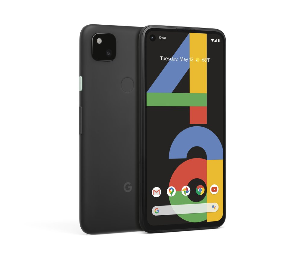 Google Pixel 4a. Ảnh: Google