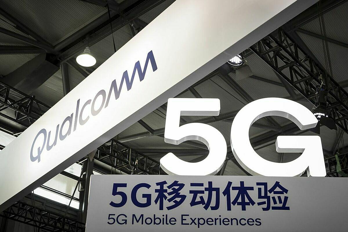 Không có Qualcomm, Huawei lâm vào cảnh chật vật trong cuộc chạy đua công nghệ 5G. Ảnh: Bloomberg.