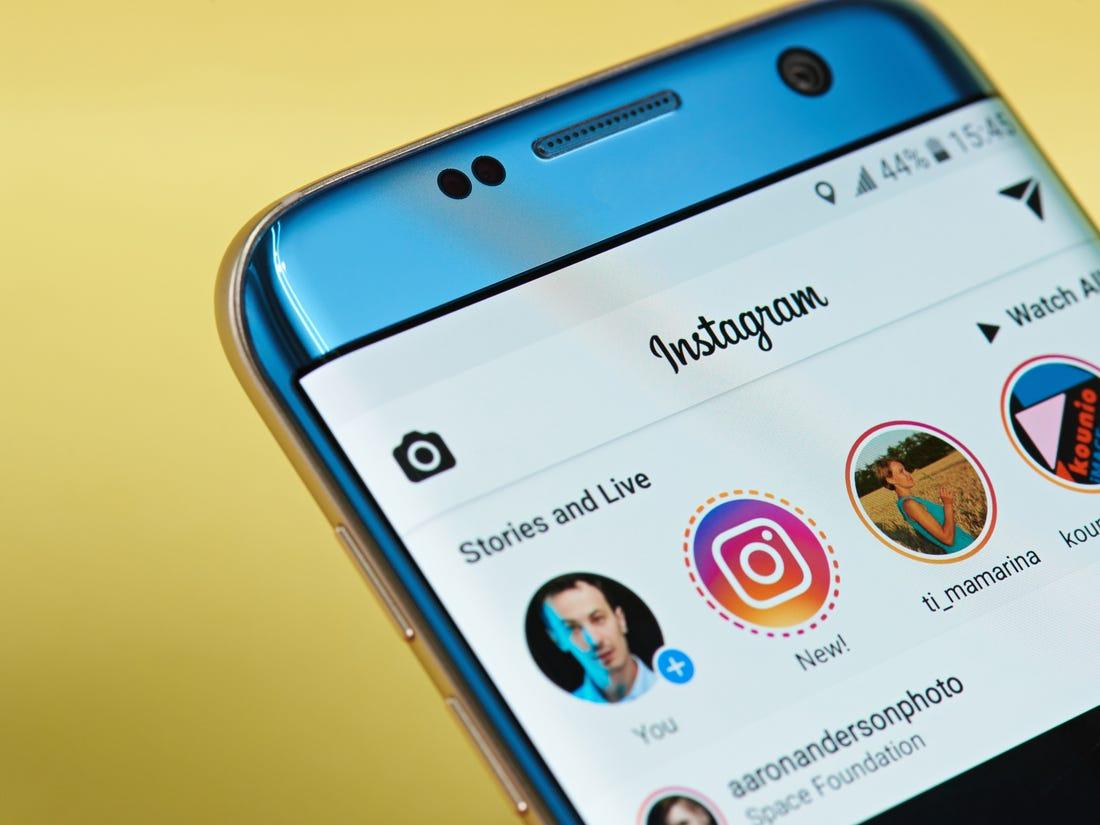 Instagram bị cáo buộc tự thu thập trái phép dữ liệu sinh trắc học của người dùng bằng công cụ nhận dạng khuôn mặt. Ảnh: PixieMe.