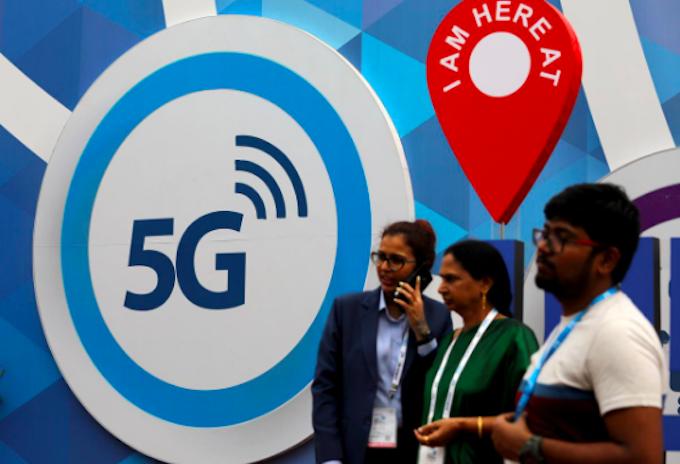 Ấn Độ được dự đoán là một trong những thị trường lớn về 5G. Ảnh: Reuters.