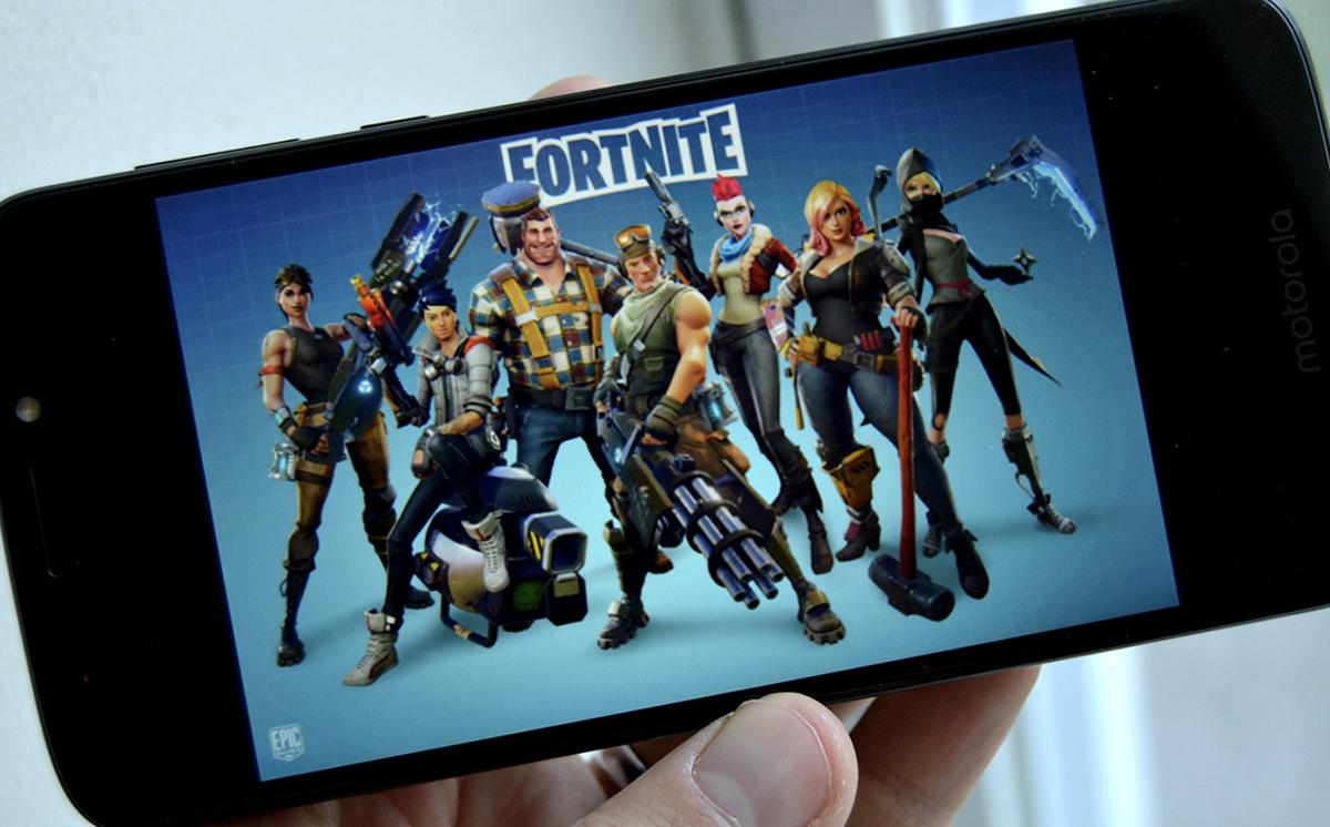 Fortnite hiện là một trong những game ăn khách nhất hiện nay. Ảnh: TechRusk.