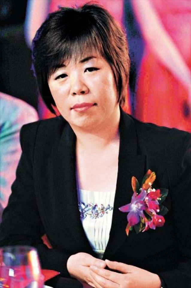 Grace Wang, bà chủ của Luxshare. Ảnh: SCMP.