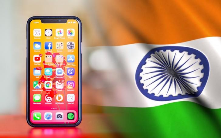 Apple đang tăng sự hiện diện tại Ấn Độ. Ảnh: GSM Arena.