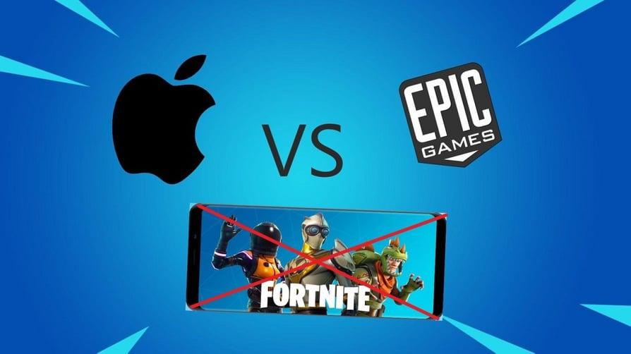 Mâu thuẫn giữa Apple và Epic đang là tâm điểm của ngành công nghệ. Ảnh: Earlygame.