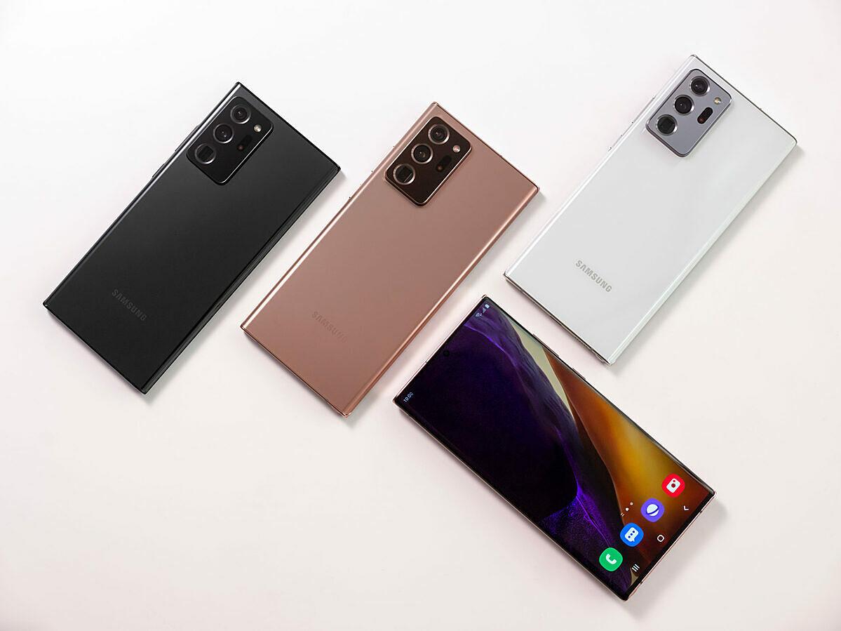 Samsung Galaxy Note 20 ra mắt hồi đầu tháng 8/2020 có thể là model cuối cùng trong dòng Galaxy Note.