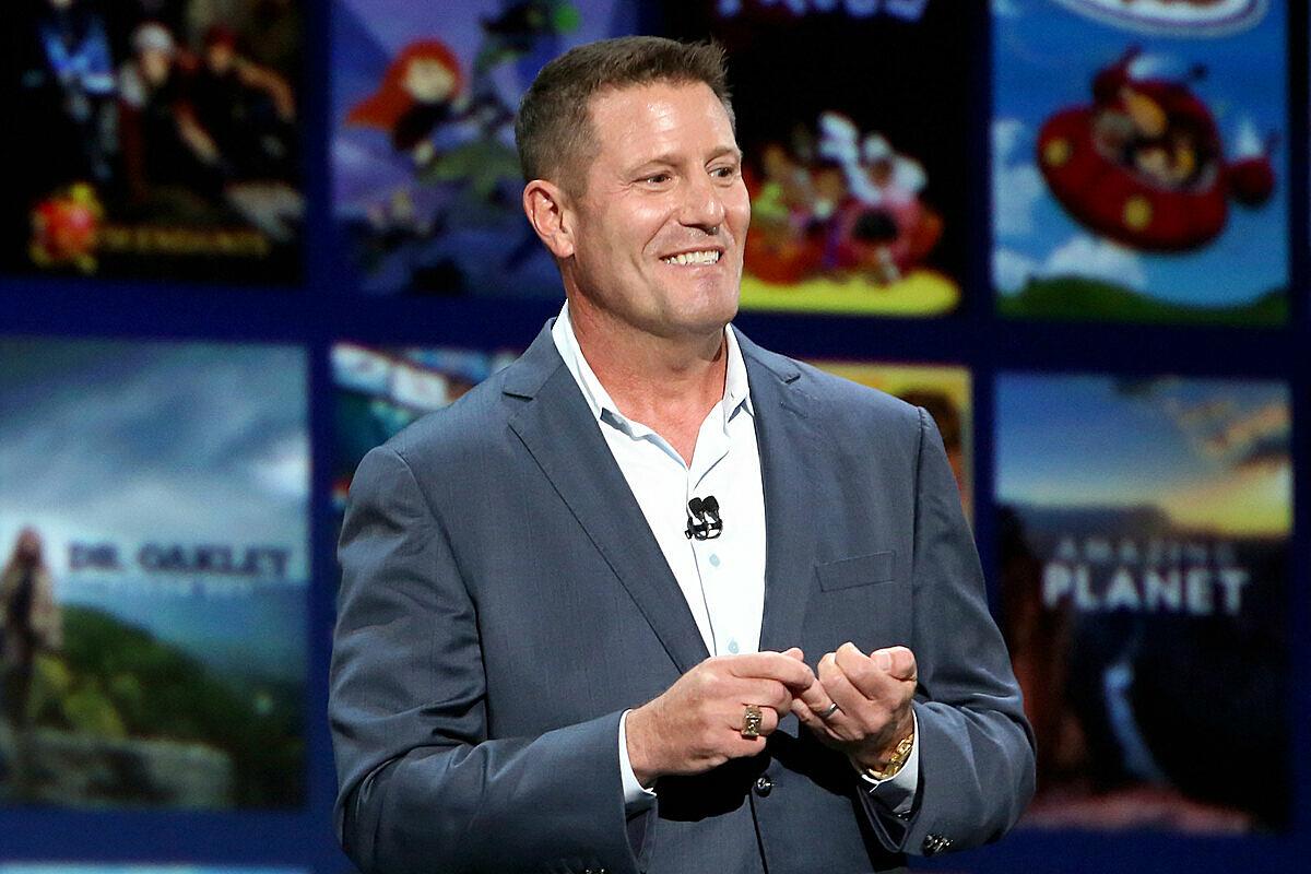 Tháng 6/2020, Kevin Mayer rời Disney về làm CEO cho TikTok. Ảnh: Jesse Grant.