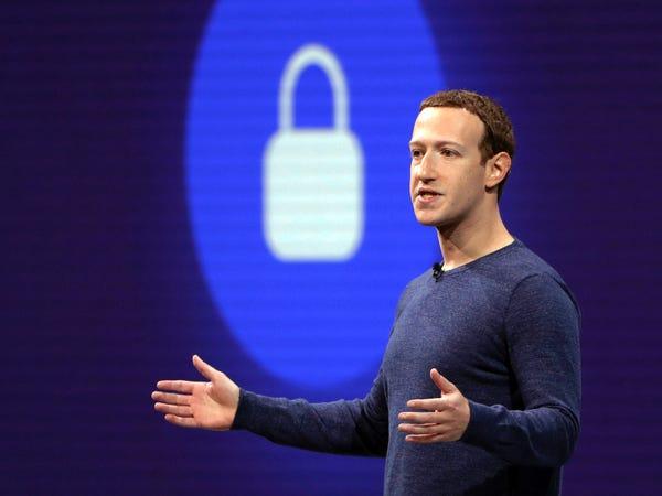CEO Facebook, Mark Zuckerberg, có thể đang quan tâm đến TikTok. Ảnh: AP.