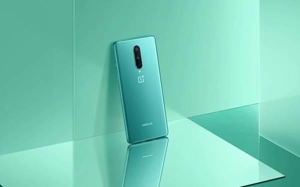 Mẫu điện thoại OnePlus.